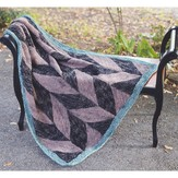 Plymouth Yarn 2929 Parallelogram Throw