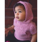 Plymouth Yarn 2942 Baby's Hooded Tunic