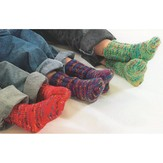 Plymouth Yarn P602 Jelli Beenz Kid's Socks