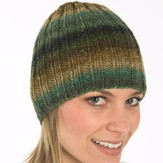 Plymouth Yarn F191 Boku Ribbed Hat (Free)