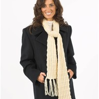 SFA-02 Encore Worsted Scarf (Free)