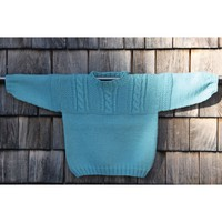 Finn's Baby Cable Sweater