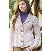 Premier Yarns Boxing Day Cardigan (Free)