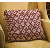 Premier Yarns Drawing Room Pillow (Free)
