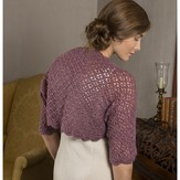 Premier Yarns Edwardian Lace Shrug (Free)
