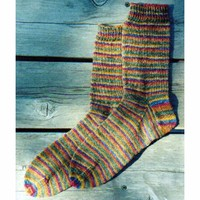 216 Beginner's Lightweight Socks