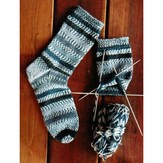 Knitting Pure & Simple 242 Beginner's Mid-weight Socks