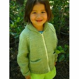 Knitting Pure & Simple 249 Children's Neck Down Jacket