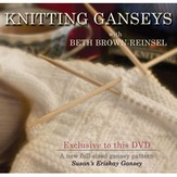 Knitting Ganseys with Beth Brown-Reinsel DVD