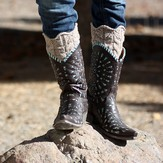 Designs by Romi Anvard Boot Toppers