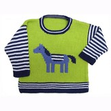 Roo Designs Pony Pullover