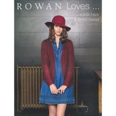 Rowan Loves Kidsilk Haze and Felted Tweed