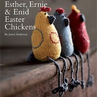 Esther, Ernie & Enid Easter Chickens (Free)