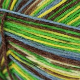 On-Line Supersocke 4-Ply Samba Color