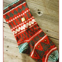 #10 Eli's Christmas Stocking