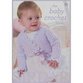 Sirdar 411 The Baby Crochet Book