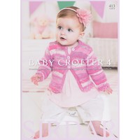 413 Baby Crofter 4 Pattern Booklet
