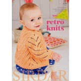 Sirdar 470 Little Retro Knits