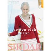 Sirdar 481 Cotton Rich Aran