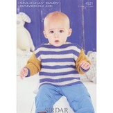 Sirdar 4521 Baby's and Boy's Sweaters