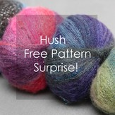 Sirdar Hush Free Pattern Surprise!