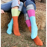 Spud & Chloë 9806 Two-For-One Socks