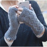Steppingstone Fiber Creations Midway Mitts PDF