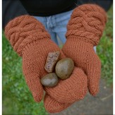 The Stitches of My Life Designs Erin's Mittens and Mitts PDF