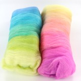Frabjous Fibers Stripey Batts