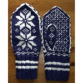 Norwegian Mittens* with Beth Brown-Reinsel