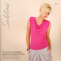 633 The Most Chic Sublime Bamboo & Pearls DK Book