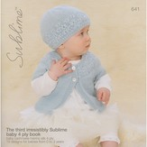 Sublime 641 The Third Irresistibly Sublime Baby 4 Ply book