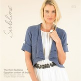 Sublime 672 The Third Egyptian Cotton DK Book