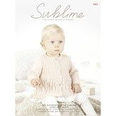 Sublime 683 The Sixteenth Little Sublime Hand Knit Book