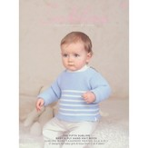 Sublime 689 The Fifth Baby 4 Ply Hand Knit Book