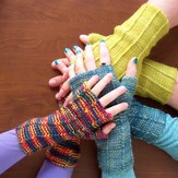 Sugar Tree Designs Doric Mitts PDF