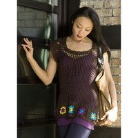 Buenos Aires Crochet Tunic (Free)