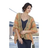 Stacy Charles Fine Yarns Dorothy Ripple Shawl (Free)