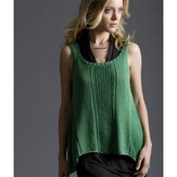 Tahki Yarns Spring Break Trapeze Tank (Free)