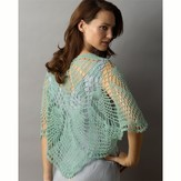 Filatura Di Crosa Scalloped Capelet PDF