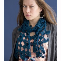 Let It Be Me Diamond Scarf PDF