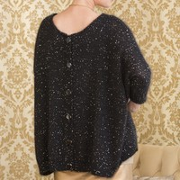 Chantal Poncho Top PDF