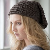 Stacy Charles Fine Yarns Penelope Ribbed Cap PDF