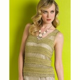 Stacy Charles Fine Yarns Camille Tank PDF