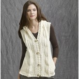 Tahki Yarns Snowbird Hooded Vest PDF