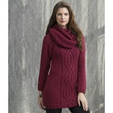 Tahki Yarns Wine Country Tunic PDF