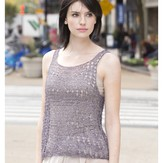 Stacy Charles Fine Yarns Astor Place Tank