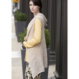 Stacy Charles Fine Yarns Bowery Hooded Vest PDF
