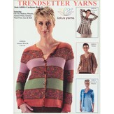 Trendsetter Yarns 4800A  Cardigans Book #1