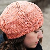 Tricotbec Winter Berries Hat PDF